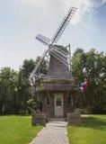 荷兰语Wildmill Klompenfest 免版税图库摄影