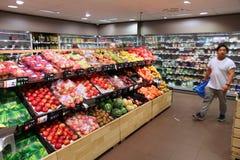 荷兰超级市场 库存照片