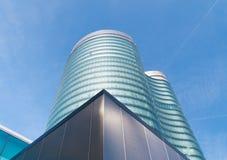 荷兰银行的总部 库存图片