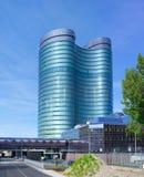 荷兰银行的总部 免版税库存照片