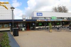 荷兰- 4月13日:Steenwijk驻地在Steenwijk, 2017年4月13日的荷兰 图库摄影
