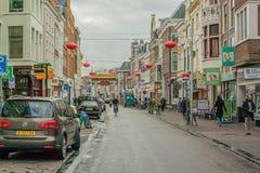 荷兰-海牙 库存图片
