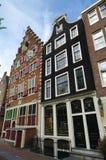 荷兰建筑学 免版税库存照片