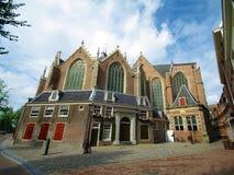 荷兰建筑学 库存照片