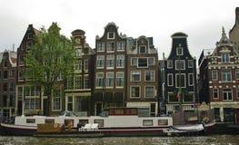 荷兰建筑学 免版税库存图片