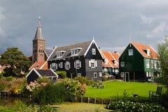 荷兰marken 库存图片