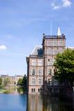 荷兰parliamentbuildings 免版税图库摄影