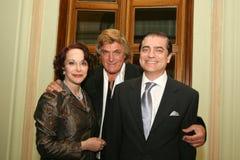 莉娅公主,保罗王子和弗罗林Piersic 库存照片