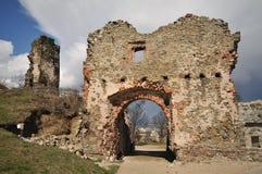 莎丽服城堡 库存图片