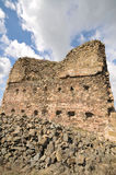 莎丽服城堡 免版税库存照片