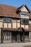 莎士比亚的出生地 图库摄影