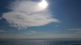 莎莉文海岛海滩 图库摄影