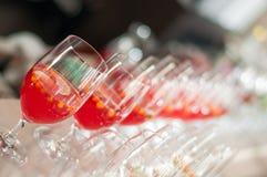 莓果水 免版税图库摄影