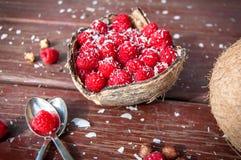 莓椰子 库存图片