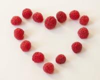 莓莓果和春黄菊花 冷的治疗 ethnoscience 莓心脏 图库摄影