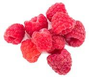 莓 查出的莓 在白色背景的莓 库存图片