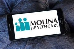 莫利纳医疗保健公司 库存图片