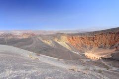莫哈维沙漠 免版税图库摄影