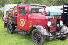 1938年莫妮斯商业DC卡车 图库摄影