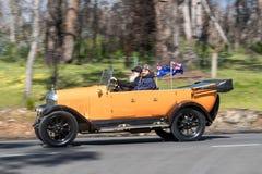 1926年莫妮斯考利游览车 免版税库存照片