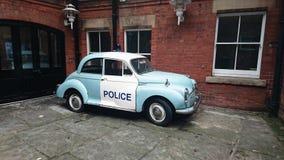 莫妮斯较小警车 免版税图库摄影