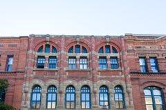 莫妮斯1890大厦 免版税库存图片