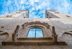 莫尔费塔大教堂 库存图片