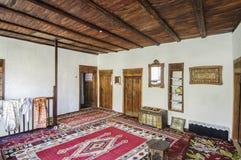 莫斯塔尔,波斯尼亚黑塞哥维那,欧洲,土耳其房子 库存照片