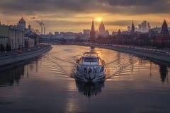 莫斯科俄国 免版税图库摄影
