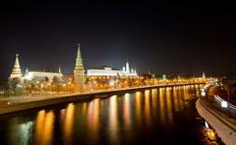 莫斯科克里姆林宫,俄国 图库摄影