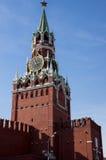 莫斯科克里姆林宫的塔 图库摄影