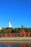 莫斯科克里姆林宫 库存照片