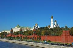 莫斯科克里姆林宫 免版税图库摄影