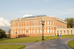 莫斯科博物馆预留tsaritsino 免版税库存照片