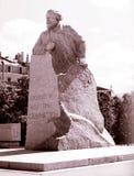 莫斯科卡尔・马克思纪念碑乔利1962年 库存图片