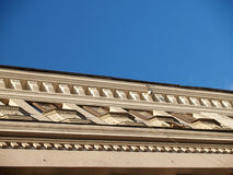 莫斯科历史大厦 免版税库存图片