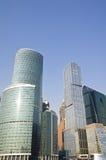 莫斯科城市,俄罗斯 免版税库存照片