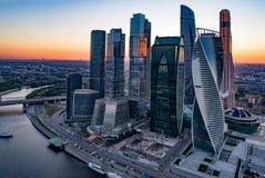 莫斯科城市 免版税图库摄影