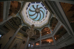 莫斯科大教堂清真寺 免版税库存图片