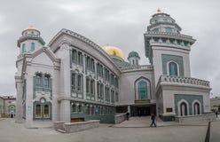 莫斯科大教堂清真寺 图库摄影