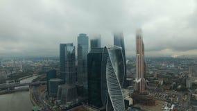 莫斯科市摩天大楼 股票录像