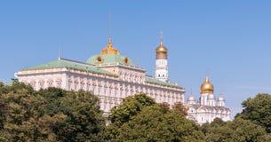 莫斯科市视图,俄罗斯/МР¾ Ñ  кР² а, РР¾ Ñ  Ñ  Ð¸Ñ  免版税库存图片