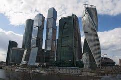 莫斯科市,莫斯科,俄国联邦城市,俄罗斯联邦,俄罗斯 免版税库存照片