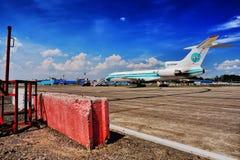 莫斯科机场多莫杰多沃 免版税图库摄影