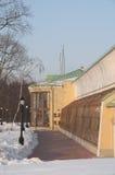 莫斯科橘园tsaritsino 免版税图库摄影