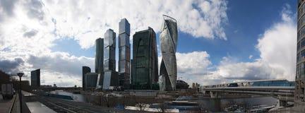 莫斯科河, Presnensky区,莫斯科,俄国联邦城市,俄罗斯联邦,俄罗斯 图库摄影