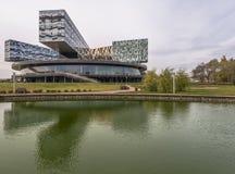 莫斯科管理学校SKOLKOVO 免版税库存照片