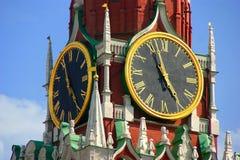 莫斯科红色俄国广场 库存照片