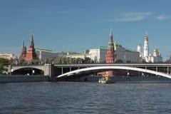莫斯科结构  免版税图库摄影