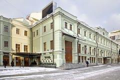 莫斯科艺术影院柴霍甫的名字 库存照片